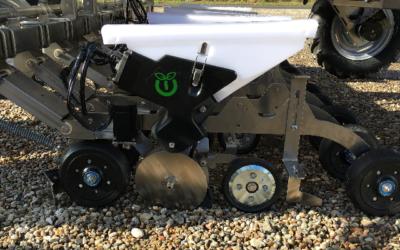 Neue Version des Feldroboters FarmDroid FD20