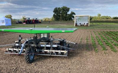 Organic Agrar Miller GmbH mit dem FD20 von FarmDroid jetzt auf Social Media vertreten